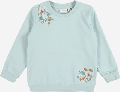 NAME IT Sweatshirt 'FOLYMPIA' in hellblau, Produktansicht