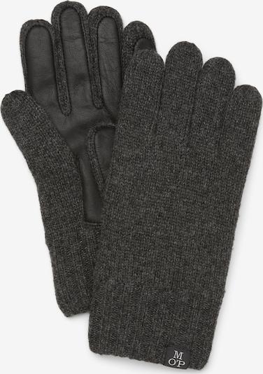 Marc O'Polo Vingerhandschoenen in de kleur Donkergrijs, Productweergave