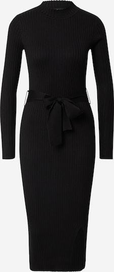 Megzta suknelė iš NEW LOOK, spalva – juoda, Prekių apžvalga