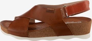 PIKOLINOS Sandaletten in Rot