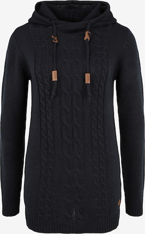 Oxmo Sweater 'Cable' in Black