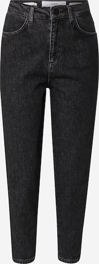 Goldgarn Jeans 'BLUMENAU' in black denim, Produktansicht