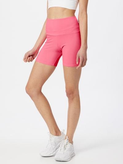 Onzie Hose in pink: Frontalansicht