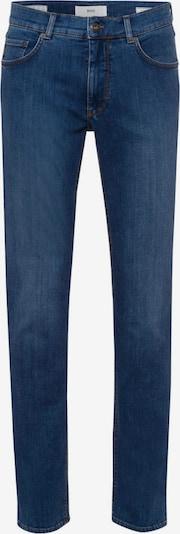 BRAX Jeans 'COOPER' in dunkelblau / braun, Produktansicht