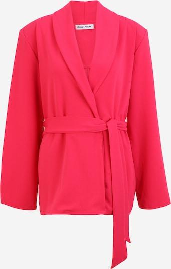 Public Desire Curve Blazer in pink, Produktansicht