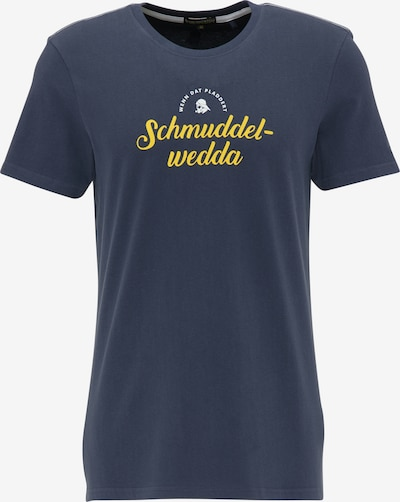 Schmuddelwedda Shirt in de kleur Marine, Productweergave