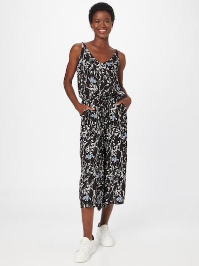 kék / fekete / fehér SOAKED IN LUXURY Kezeslábas 'Zaya', Modell nézet