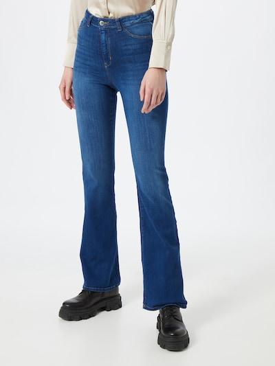 Tally Weijl Jeans in de kleur Blauw denim, Modelweergave