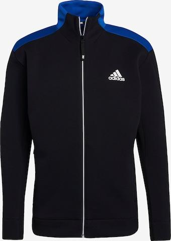 melns ADIDAS PERFORMANCE Sportiska tipa jaka