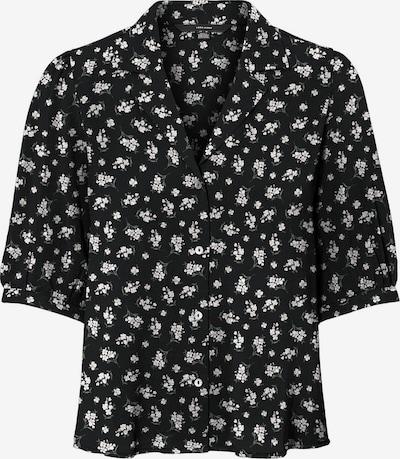 Vero Moda Tall Bluse 'Saga' in beige / oliv / altrosa / schwarz, Produktansicht