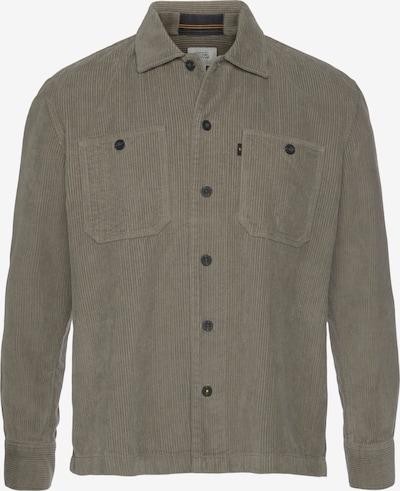 CAMEL ACTIVE Hemd in khaki, Produktansicht
