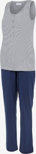 MAMALICIOUS Schlafanzug in blau, Produktansicht