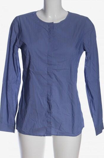 PAUL COSTELLOE Langarmhemd in S in blau / weiß, Produktansicht