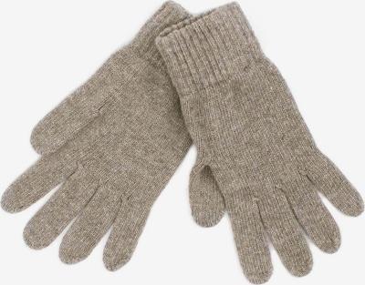 SAMAYA Strickhandschuhe 'NOSH' in braun, Produktansicht