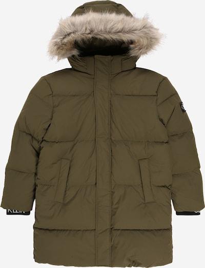 Calvin Klein Jeans Zimska jakna u kaki / crna, Pregled proizvoda
