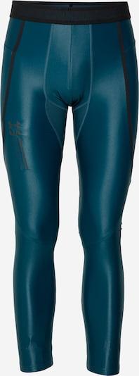UNDER ARMOUR Pantalon de sport en gentiane / noir, Vue avec produit