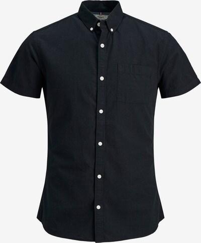 Produkt Hemd in schwarz: Frontalansicht