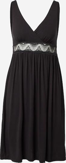 ESOTIQ Nachthemd 'Elindor' in schwarz, Produktansicht