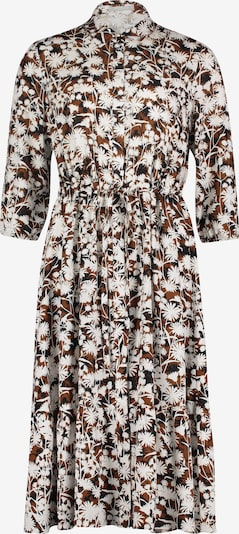 Betty & Co Hemdblusenkleid mit Print in creme / braun, Produktansicht