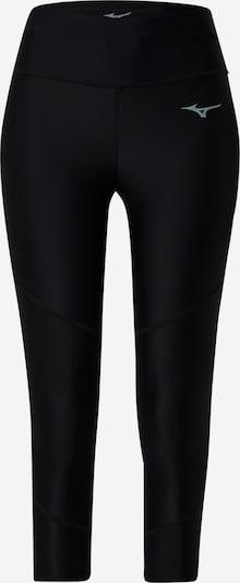 MIZUNO Sporthose in schwarz / weiß, Produktansicht
