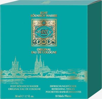 4711 Set 'Echt Kölnisch Wasse' in gold / grün, Produktansicht