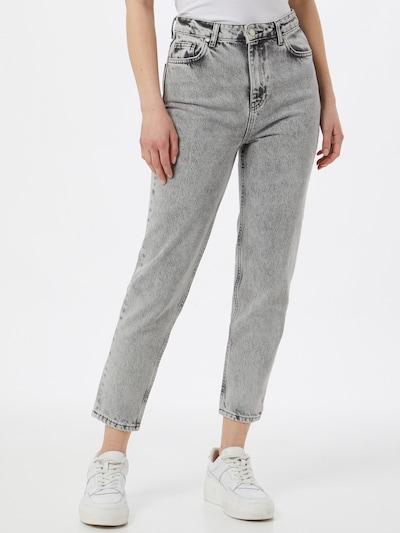 Trendyol Jeans in grey denim, Modelansicht