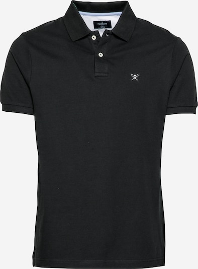 Hackett London Poloshirt in schwarz, Produktansicht