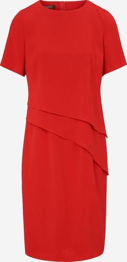 Fadenmeister Berlin Abendkleid Kleid mit 1/2-Arm in rot, Produktansicht