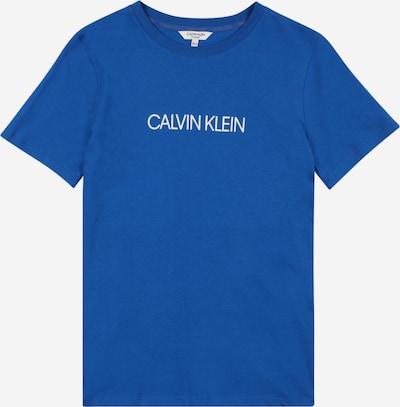 Calvin Klein Underwear Tričko - modrá / biela, Produkt