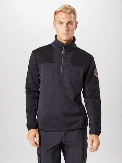 CMP Sportska sweater majica u antracit siva: Prednji pogled