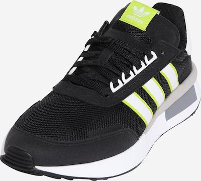 Sneaker low 'Retroset' ADIDAS ORIGINALS pe galben / negru / offwhite, Vizualizare produs