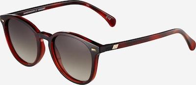 LE SPECS Solbriller 'BANDWAGON' i brun / sort, Produktvisning