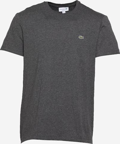 LACOSTE T-Shirt en gris foncé, Vue avec produit
