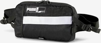 PUMA Sport heuptas in de kleur Zwart / Wit, Productweergave