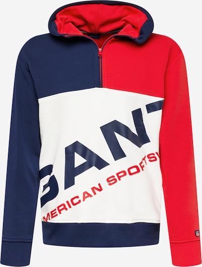 GANT Sweatshirt in Navy / Red / White, Item view