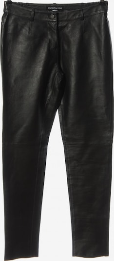 Patrizia Dini by heine Lederhose in M in schwarz, Produktansicht