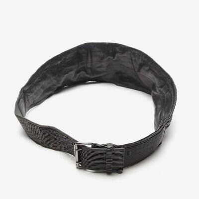 Lanvin Taillengürtel in L in schwarz, Produktansicht