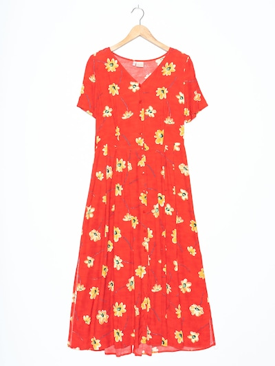 michele boyard Kleid in L in rot, Produktansicht