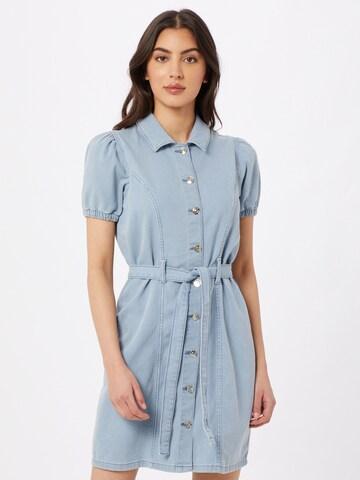 ONLY Kleid 'Vibbe' in Blau