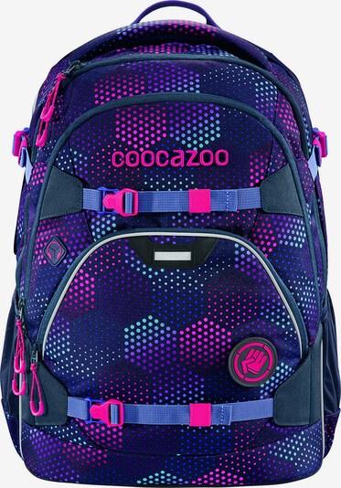Coocazoo Sac à dos en violet / rose, Vue avec produit
