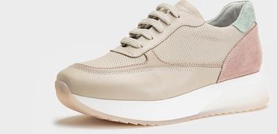 INUOVO Sneakers laag in de kleur Beige, Productweergave