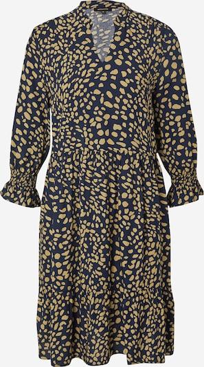 MORE & MORE Košulja haljina u svijetlobež / morsko plava, Pregled proizvoda