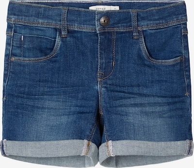 NAME IT Jeansshorts in blau, Produktansicht
