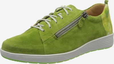 Ganter Sneakers in grün, Produktansicht