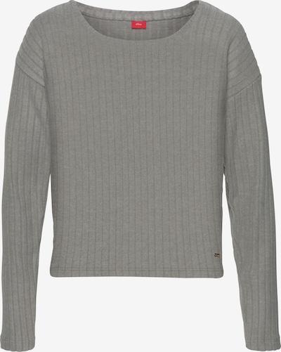 s.Oliver Shirt in grau, Produktansicht