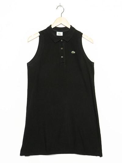 LACOSTE Kleid in M in schwarz, Produktansicht