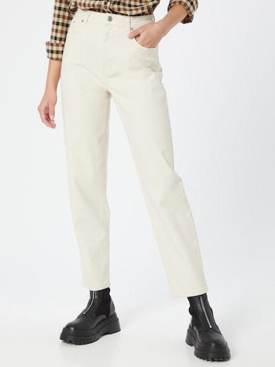 NA-KD Jeans in hellbeige, Modelansicht