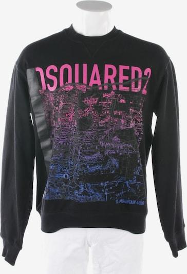 DSQUARED2  Sweatshirt  in L in schwarz, Produktansicht