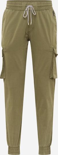 Pantaloni cu buzunare recolution pe oliv, Vizualizare produs