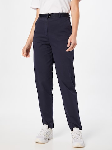 Pantaloni di TOMMY HILFIGER in blu